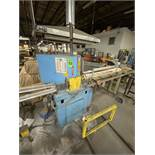 KYSOR Double-Miter Chop Saw, s/n: 24657; Aluminum 45 degrees.
