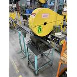 ROUSSELLE 5-Ton Mechanical OBI Punch Press mod.0A 5-Ton Post, s/n: 23770