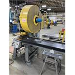 HAVIR 30-Ton Mechanical OBI Punch Press mod. 30, s/n: 2602