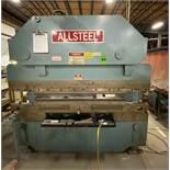 ALLSTEEL 95-Ton x 8' Hydraulic Press Brake mod.95-8 s/n: 95269