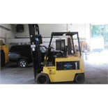 Hyster 8,000 lb. Electric Sit-Down Forklift, M/N 30XLS, S/N C0982298B, Includes 48 Volt Battery, 8,