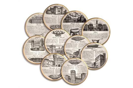 Arredamento D'antiquariato Altri Complementi D'arredo Lotto 5 Oggetti In Peltro Vintage Up-To-Date Styling