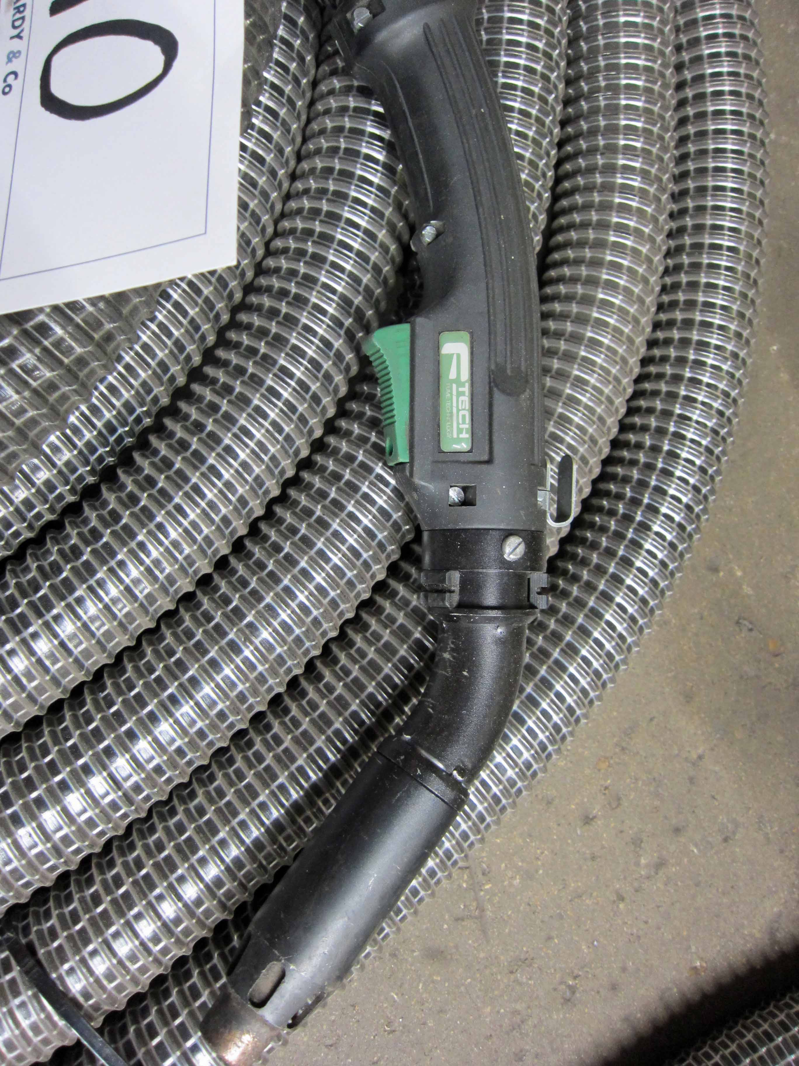 A WELDABILITY SIF Model EXTSVAC 240 240V Mobile Fume Extractor complete with F-TECH Fume - Image 3 of 3