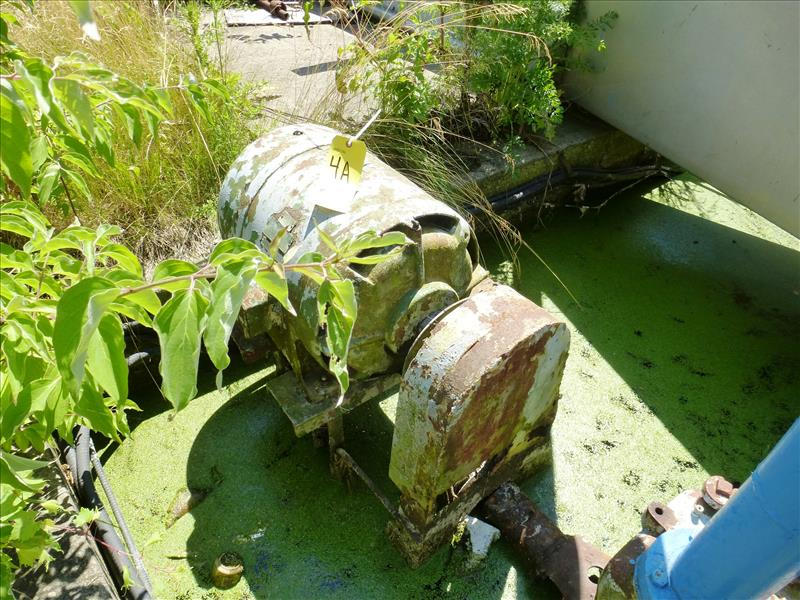 Lot 4A - centrifugal pump