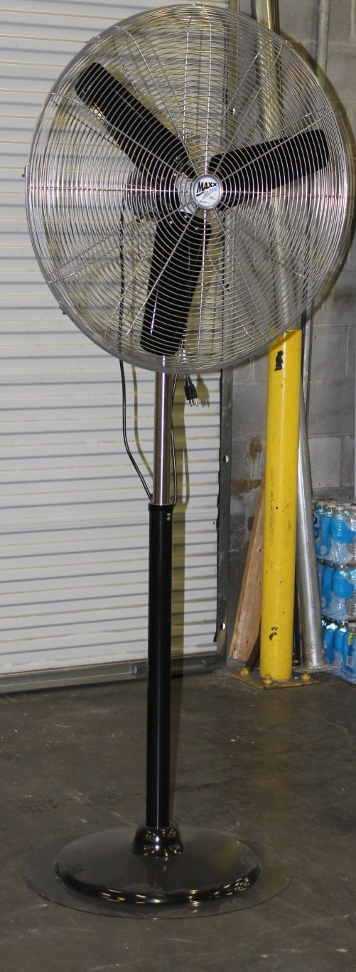 "Lot 17 - 30"" PEDESTAL FAN"