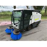 Johnston Dawsons CX201 sweeper Registration Number: LJ14 CHH Year: 2014 S/N: 205039 Recorded