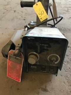 Lot 50 - Wire Feeder, Miller Mdl. 70 Series, S/N ME510060U