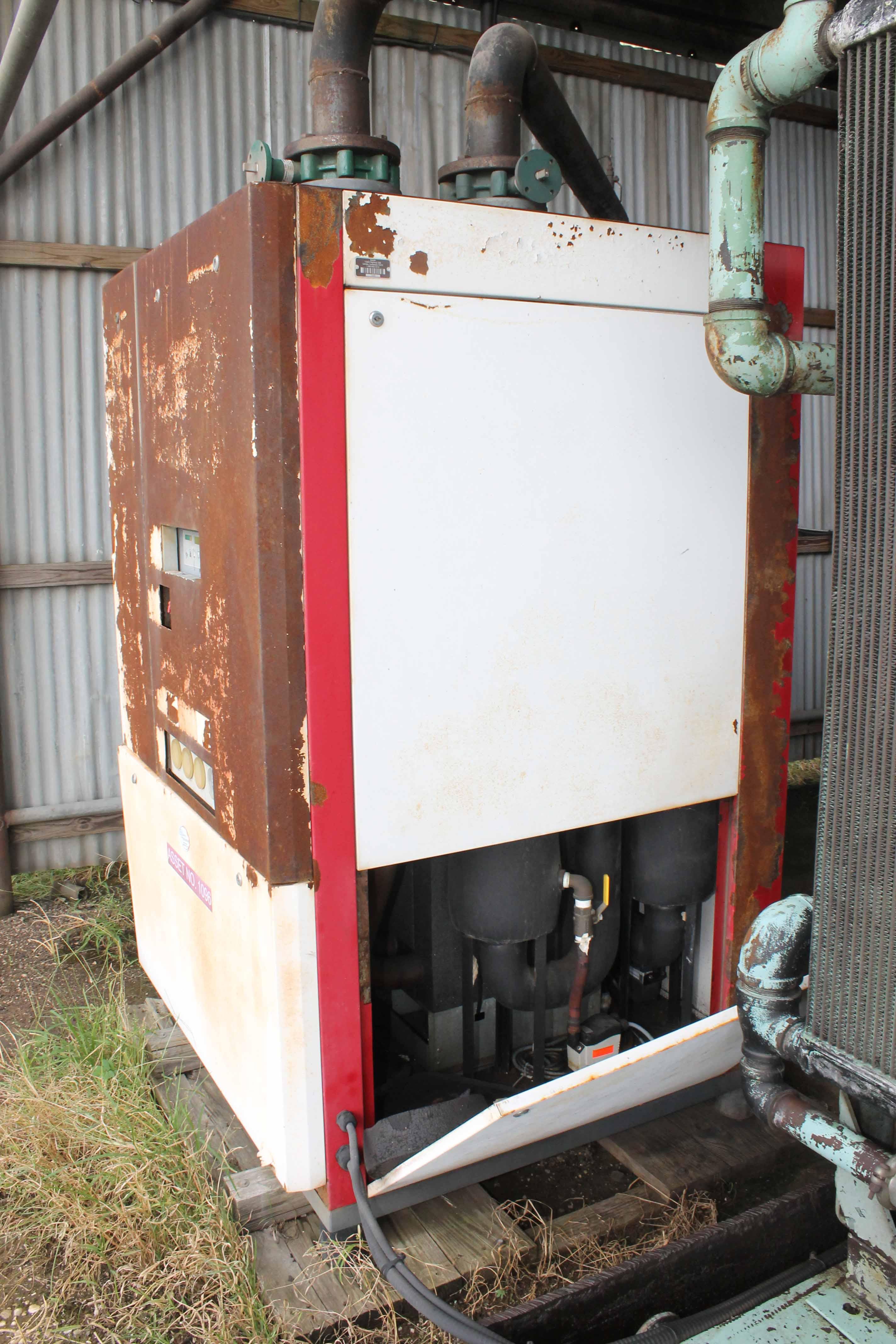 Lot 26 - Refrigerated Air Dryer, Gardner Denver, Series 1500, S/N RNC1500A4BFHRT. (Asset # 1096. Location: