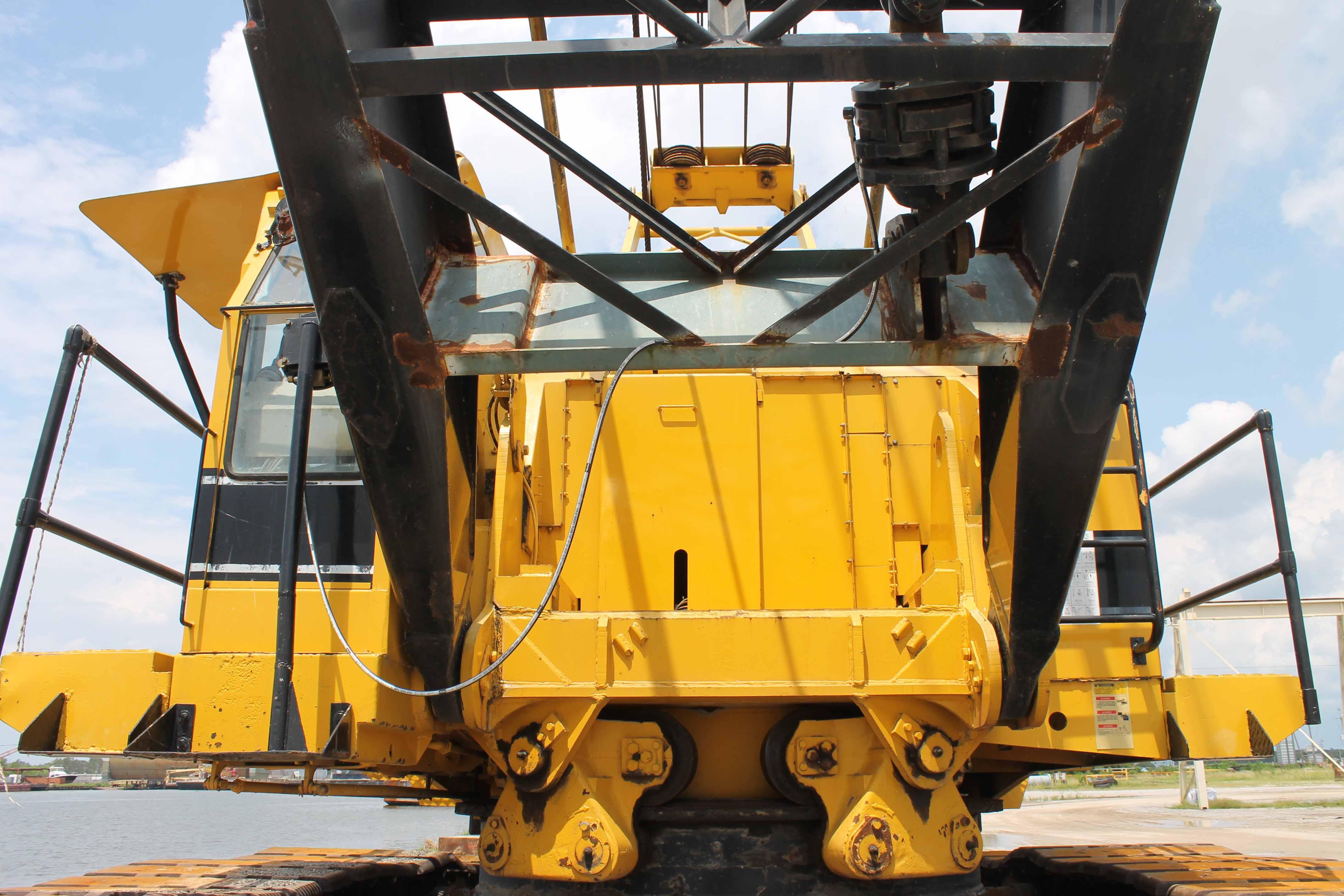 Lot 1 - Crawler Crane, American Model 9260, rebuilt 2014, 125 ton cap., approx. 50' boom, S/N GS18128