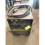 Welding Power Source, Lincoln Mdl. DC600 S/N U1010114549
