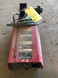 Lot 47 - Wire Feeder, Lincoln Mdl. LF-72, S/N U1150900816