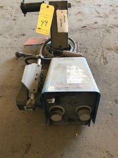 Lot 49 - Wire Feeder, Miller Mdl. 70 Series, S/N ME320072U