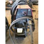 Wire Feeder, Lincoln Mld. LF-72 with carriage, S/N U1140611721