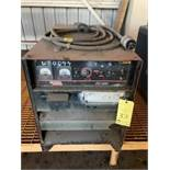 Welding Power Source, Lincoln Mdl. DC600 S/N U1010900391