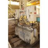 Hydraulic Ironworker, Geka Mdl. Hydracrop 100/A, 100 ton punching cap., hydraulic (