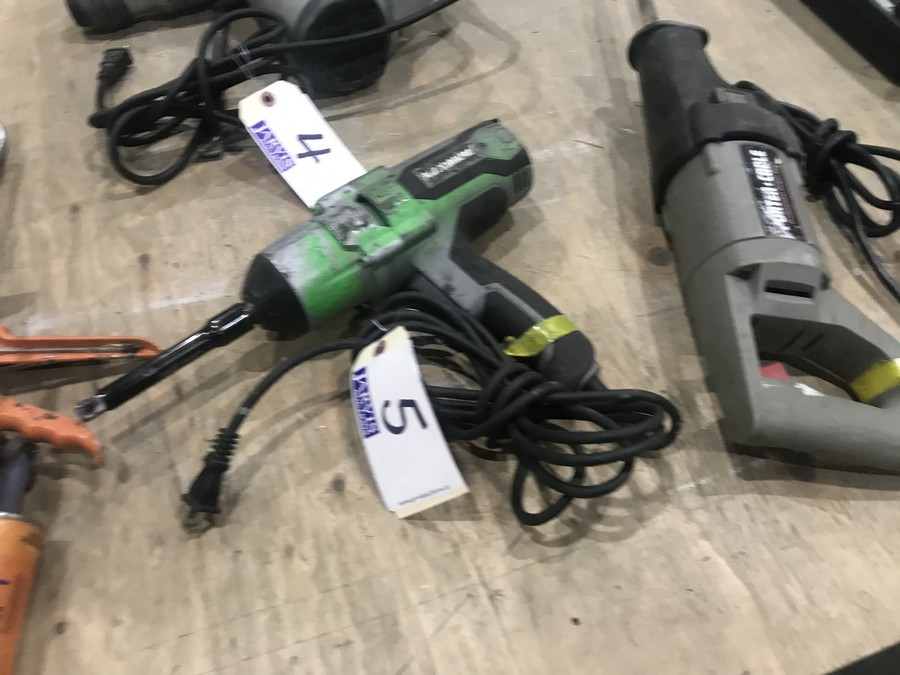 Lot 5 - MAXIMUM IMPACT WRENCH