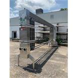 2008 APV Paraflow Plate Heat Exchanger, Model R5 QUAD-Drive, S/N G2008000200, 200 psig MWP 239