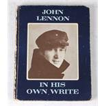 John Lennon, In His Own Write, Jonathan Cape 30 Bedford Square London, early edition, signed by John
