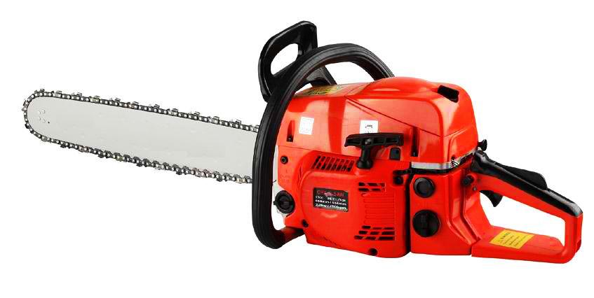Lot 30466 - V Brand New 58cc Professional Gasoline Chainsaw - 2200W - Includes Chain Guard - ISP: £116.55 (