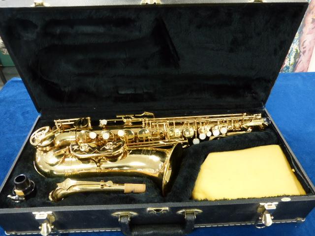 Excellent Alto Saxophone Evette Buffet Crampon Complete With Case Download Free Architecture Designs Scobabritishbridgeorg