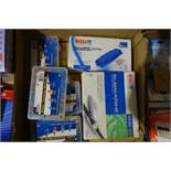 1 X Box Of Mixed Electrical Fittings INC: 4 Boxes Of Twister Connectors Mixed Sizes + 2 X Gel