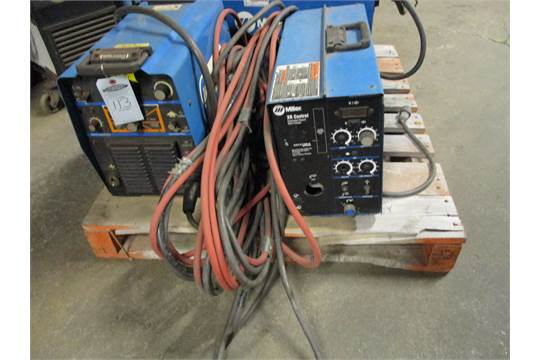 miller xmt 304 cc cv with xr control wire feeder 300 amp. Black Bedroom Furniture Sets. Home Design Ideas