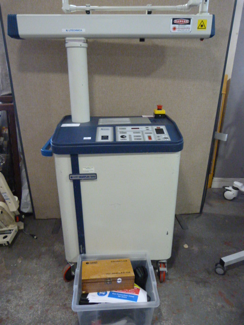 Lot 19 - *Sharplan 1025 Laser *S/N 27-112 A* Top Assy No AA0413500 - **Mfd October 1999** (Not Power Tested D