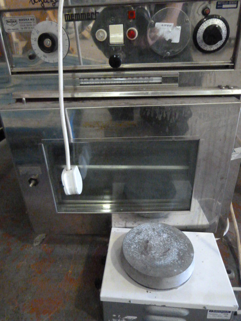 Lot 5 - *1 x Memmert TV10U 770191 Thermal Oven (No Power Due to No Power Connector)