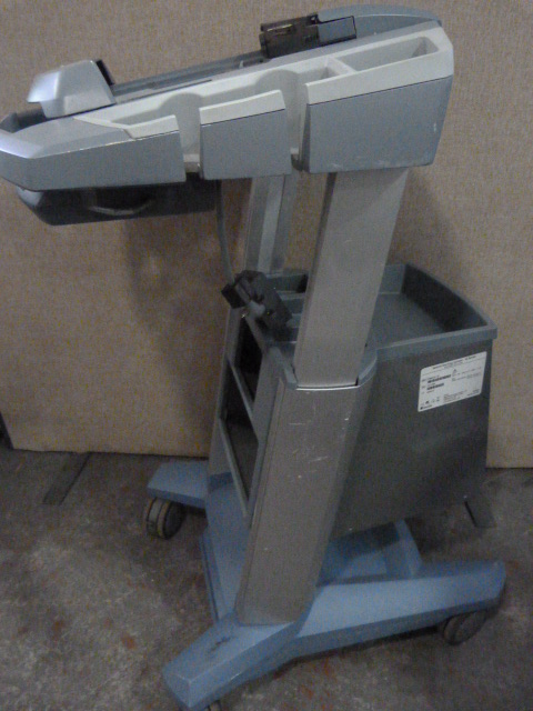 Lot 22 - *Sonosite Mobile Docking System M-Series (Manufactured 07/2008) with Sonosite Triple Transducer Conn