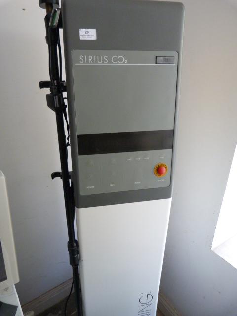 Lot 29 - *Shanning Sirius CO2 300 Laser