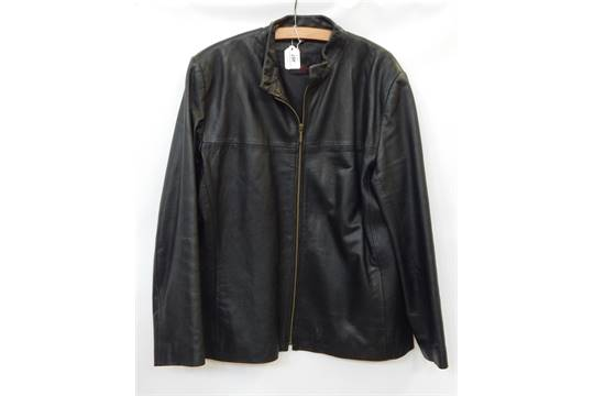 Find vintage, ride ready, and classic leather motorcycle jackets here.