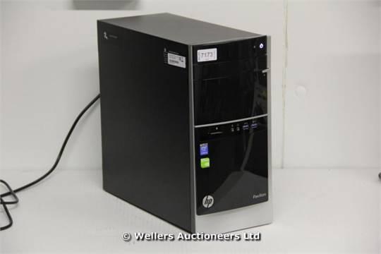 HP PAVILION 500-319 DESKTOP PC / INTEL CORE I5-4460S 2 90GHZ