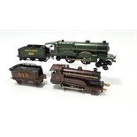 """A Hornby Railways tinplate & electrically-operated """"O"""" gauge scale model of the Southern Railways"""