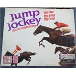 """Another Tri-ang """"Jump Jockey """"electric steeplechase game, boxed; various Scalextric items; & various"""