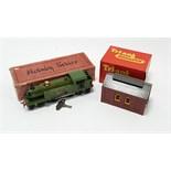 "A Meccano Hornby Series ""O"" gauge scale model of an L. N. E. R. No. 2 Tank locomotive (No. 460); & a"