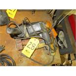 (3) BLACK AND DECKER 1/2 IN. AND 3/8 IN. DRILLS