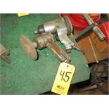 ALLIED PNEUMATIC 1/6 IN. IMPACT AND PNEUMATIC GRINDER