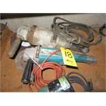 (2) 7.5 IN. ELECTRIC GRINDERS