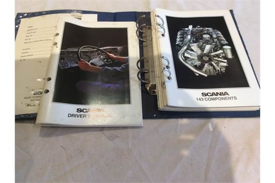 scania 11 142 full service manual and 143 driver s manual rh bidspotter co uk scania 143 owners manual Scania R730
