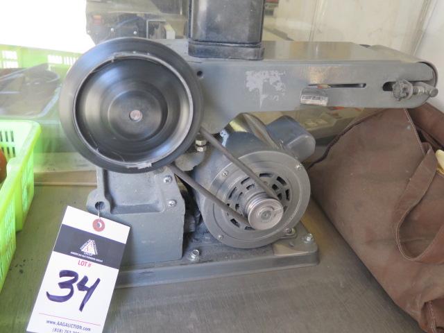"Lot 34 - Rutland 5"" Disc Sander"