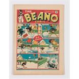 Beano No 24 (1939). Bright, fresh covers, cream pages. Rare [vfn-]