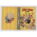 Magic-Beano Book (1945). Koko Leapfrogs Big Eggo. Bright board colours with worn spine and corner
