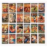 Mighty Midgets 'Blitz' books (1940-44) by W Barton. 1, 2, 11-22, 25, 27, 31, 34, 40, 41, 43, 45, 47,