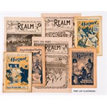 Magnet (1936-40) 146 issues comprising 1936 x 32, 1937 x 16, 1938 x 38, 1939 x 42 and 1940 x 18.