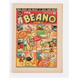 Beano No 15 (1938). First Beano fireworks issue. With Big Eggo, Lord Snooty, Tom Thumb and Tin-Can