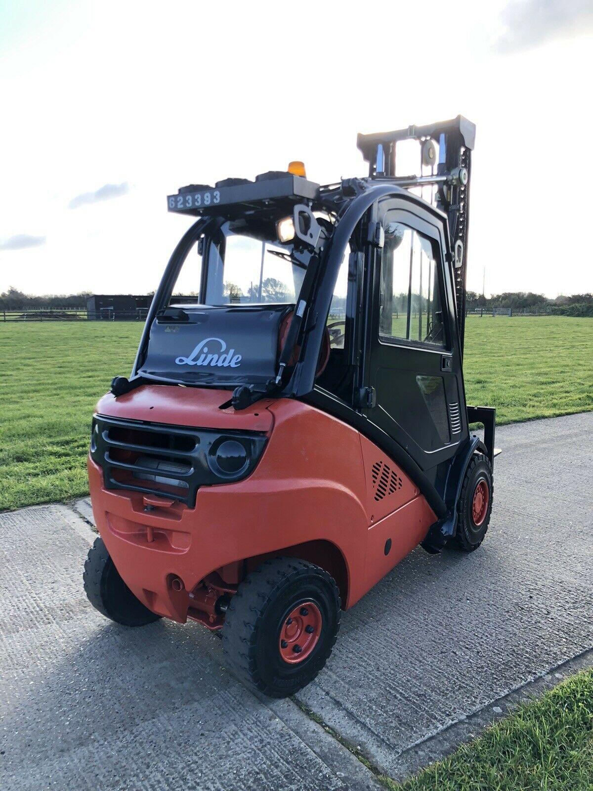 Linde H30t Gas Forklift - Image 5 of 7