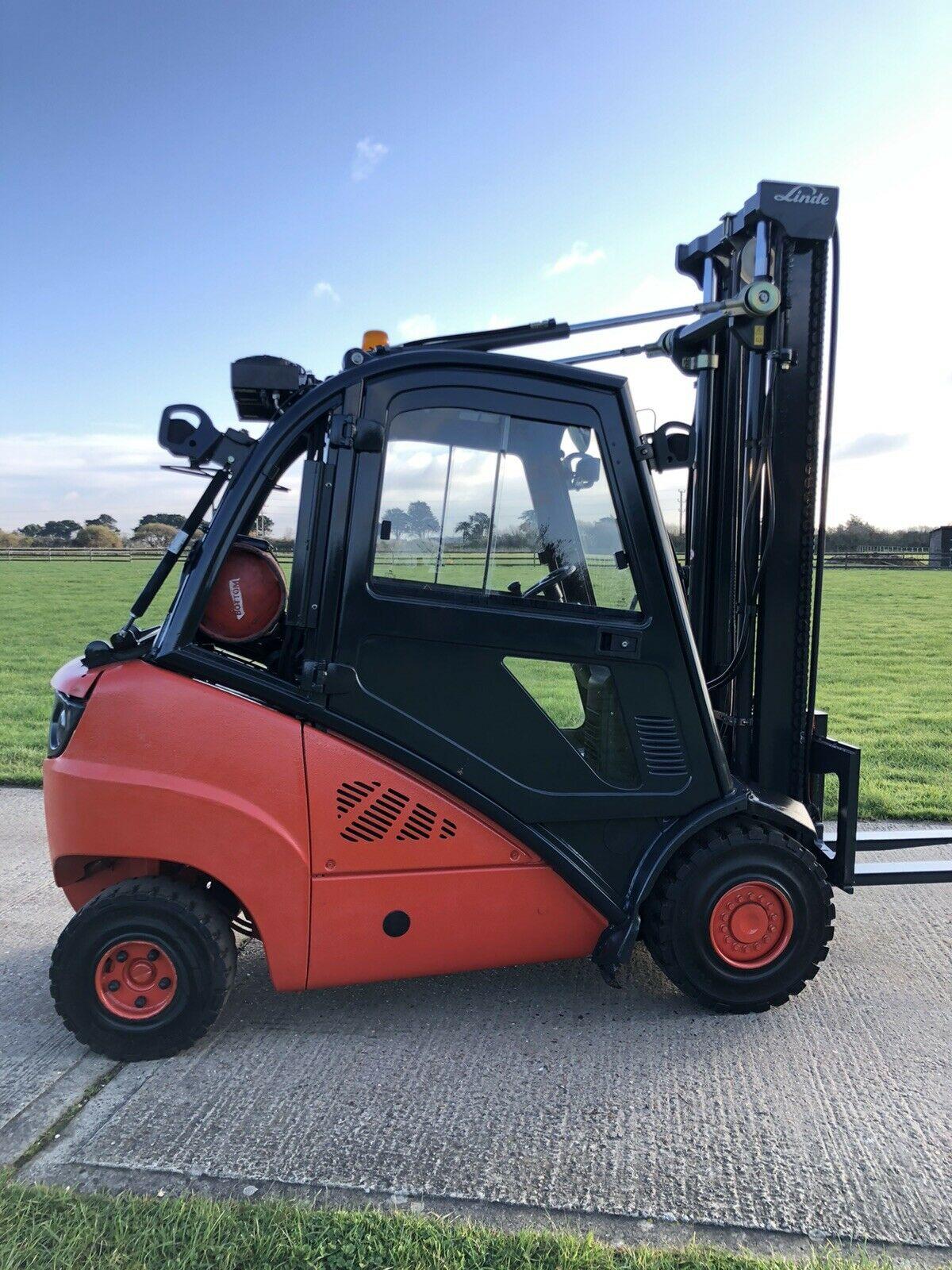 Linde H30t Gas Forklift - Image 6 of 7