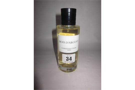 a christian dior bois d 39 argent eau de parfum 125ml very slighty used payment and collection. Black Bedroom Furniture Sets. Home Design Ideas