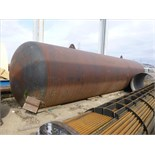 "Nickel Reduction Autoclave, Horizontal pressure vessel c/w 4 top mounted 24"" agitator nozzles,"