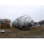 Ammonium Sulphate Crystallizer c/w 3/3 Crystallizer Separator, Cylindrical; 4' od top, 10' od